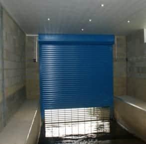 boat house shutters
