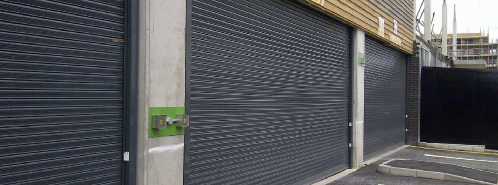 car park security shutters